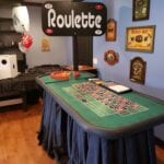 casino rental in nashville for a roulette table