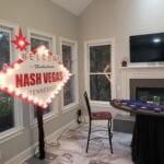 casino party rentals in nashville to recreate las vegas
