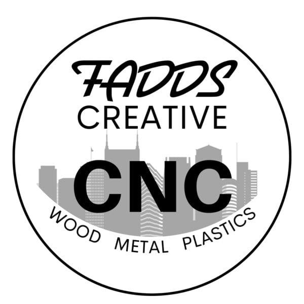 fadds events creative logo nashville tn